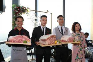 Thịt bò Snow Aging Wagyu nhập khẩu trực tiếp từ đất nước Nhật Bản