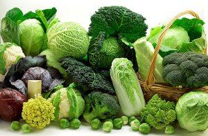 Người dân đất nước Nhật Bản ăn rau cải, súp lơ xanh, cải bắp, cải xoăn, đậu nành… gấp 5 lần người Mỹ