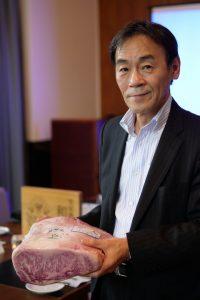 Chân dung Ông Takashi Uono – Chủ tịch công ty Uoshoku Nhật Bản