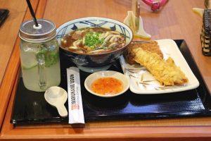 Mì Udon Marukame nổi tiếng của Nhật Bản đã có mặt tại Việt Nam