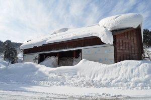 Yukimuro - căn hầm chứa đầy tuyết cùng nguyên liệu tươi ủ trong tuyết