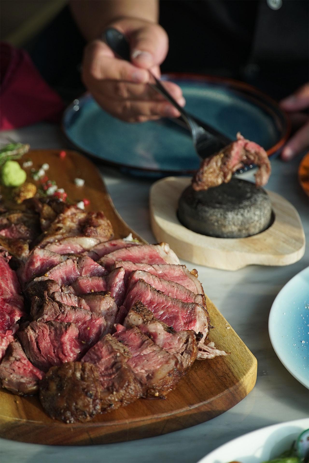 Nhà hàng beefsteak tại tphcm