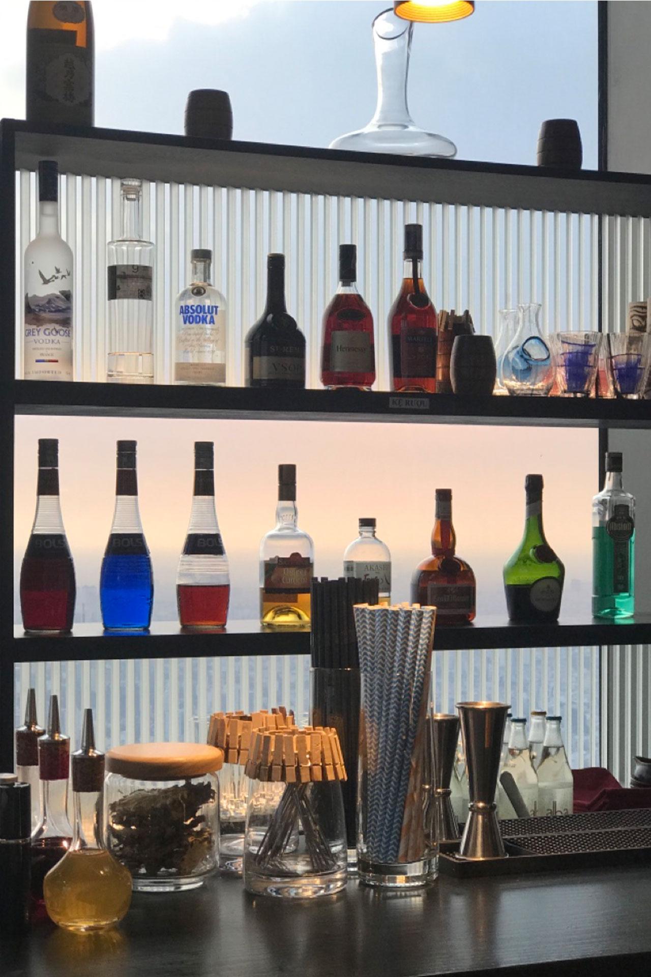 nhà hàng có rượu ngon