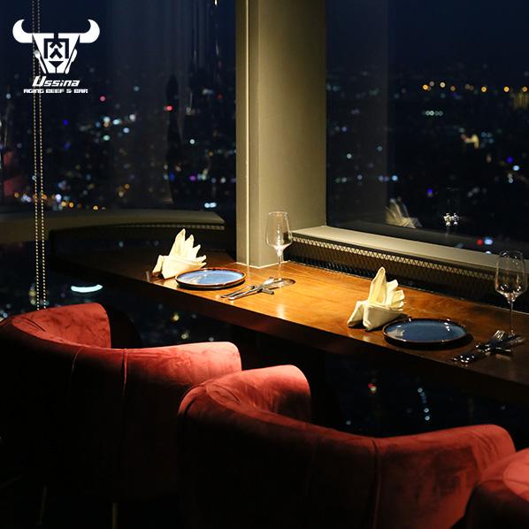 Nhà hàng lãng mạn cầu hôn view đẹp