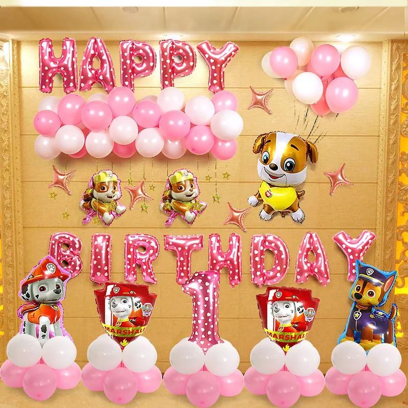Tổ chức sinh nhật cho bé gái