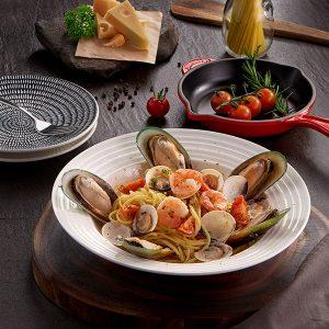 Mì Ý hải sản