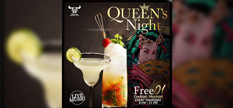 Queen's Night - Great Offer