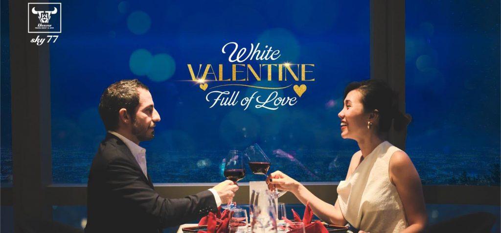 nhà hàng lãng mạn