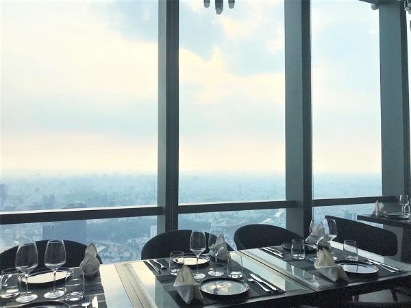nhà hàng view đẹp