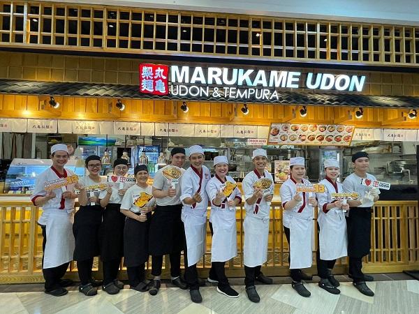 nhà hàng Udon